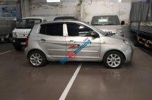 Bán Kia Morning năm sản xuất 2009, màu bạc xe gia đình, giá tốt