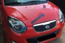 Chính chủ bán lại xe Kia Morning SLX đời 2012, màu đỏ