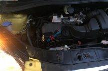 Bán Kia Morning SX 1.1 AT Sport đời 2011, màu vàng xe gia đình