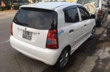 Cần bán lại xe Kia Morning đời 2004, màu trắng, nhập khẩu nguyên chiếc