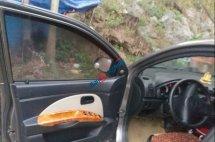 Cần bán gấp xe cũ Kia Morning SLX đời 2012, màu xám