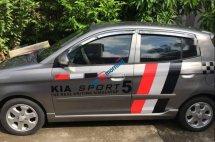 Cần bán lại xe Kia Morning đời 2009, màu xám xe gia đình, 180tr