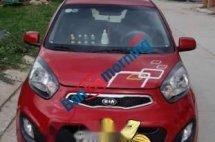 Bán ô tô Kia Morning MT sản xuất 2014, màu đỏ
