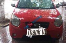 Cần bán xe Kia Morning SLX đời 2011, màu đỏ, nhập khẩu số tự động