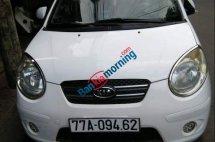 Bán Kia Morning sản xuất 2010, màu trắng, xe nhập