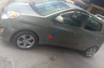 Cần bán Kia Morning đời 2008, màu xám, nhập khẩu, xe đẹp