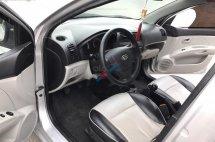 Cần bán gấp Kia Morning năm 2008, màu bạc, xe còn mới