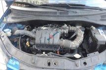 Bán Kia Morning SLX sản xuất 2011, màu xanh lam, nhập khẩu