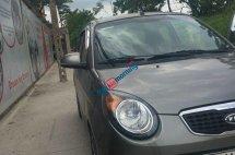 Bán xe Kia Morning SLX sản xuất năm 2009, màu xám, nhập khẩu