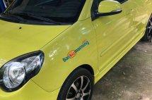 Cần bán xe Kia Morning AT năm sản xuất 2012, màu vàng còn mới, giá 241tr