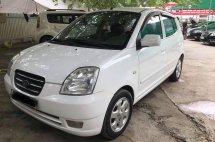Bán ô tô Kia Morning 2006, màu trắng, nhập khẩu chính hãng, 175 triệu