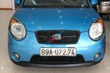Bán xe Kia Morning năm 2010, màu xanh lam