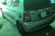 Cần bán Kia Morning MT sản xuất 2009, màu bạc