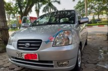 Cần bán xe Kia Morning năm sản xuất 2007, màu bạc, Đk 2008