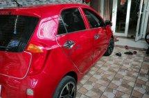 Cần bán gấp Kia Morning đời 2014, màu đỏ còn mới giá chỉ 325 triệu đồng