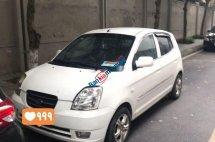 Chính chủ bán Kia Morning sản xuất năm 2007, màu trắng, nhập khẩu