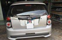 Bán Kia Morning sản xuất năm 2011, màu bạc, xe nhập xe gia đình