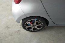 Cần bán lại xe Kia Morning 2014, màu bạc, nhập khẩu nguyên chiếc