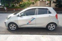 Bán xe Kia Morning đời 2014, màu bạc, chính chủ
