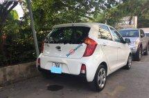 Bán Kia Morning năm sản xuất 2016, màu trắng, xe gia đình