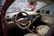 Cần bán xe Kia Morning Luxury 2.0 AT đời 2019, màu đỏ, 393tr