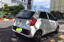 Cần bán Kia Morning đời 2014, màu trắng, xe gia đình