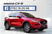 Bán Mazda CX5 - Cam kết giá tốt nhất Hà Nội - trả góp 90%