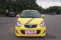 Bán Kia Morning SLX năm 2010, màu vàng, xe nhập chính chủ