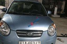 Chính chủ bán xe Kia Morning 1.1AT đời 2008, màu xanh lam, xe nhập