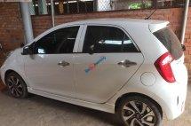 Cần bán lại xe Kia Morning SI AT 2016, màu trắng