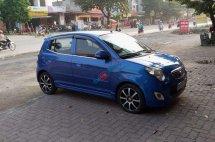 Cần bán lại xe Kia Morning năm sản xuất 2010, màu xanh lam, nhập khẩu nguyên chiếc như mới, giá cạnh tranh