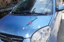 Chính chủ bán Kia Morning năm sản xuất 2010, màu xanh lam