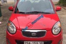 Bán xe Kia Morning SLX 1.0 MT năm sản xuất 2011, màu đỏ số sàn, giá 175tr