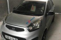 Cần bán gấp Kia Morning AT 2012, màu bạc, nhập khẩu nguyên chiếc