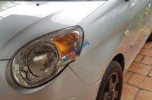 Bán Kia Morning sản xuất năm 2008, màu bạc, xe nhập
