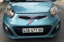 Xe Kia Morning MT 2014, màu xanh lam, giá chỉ 239 triệu