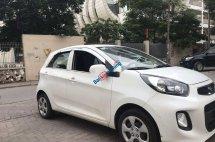 Cần bán lại xe Kia Morning đời 2018, màu trắng số sàn, giá tốt