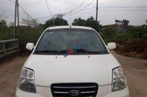 Cần bán Kia Morning sản xuất 2006, màu trắng, nhập khẩu nguyên chiếc