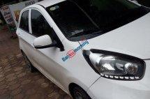 Cần bán lại xe Kia Morning sản xuất năm 2014, màu trắng, giá 230tr