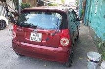 Cần bán Kia Morning năm 2012, màu đỏ