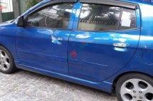 Bán Kia Morning SLX 1.0 AT đời 2008, màu xanh lam, xe nhập