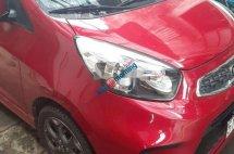 Bán Kia Morning sản xuất 2016, màu đỏ, xe gia đình, giá tốt
