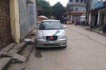 Cần bán xe cũ Kia Morning sản xuất 2007, màu bạc