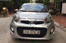 Cần bán xe Kia Morning 1.25 MT sản xuất năm 2016, màu bạc, giá tốt