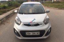 Cần bán lại xe Kia Morning 2011, màu bạc, nhập khẩu