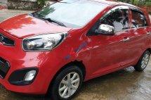 Bán xe Kia Morning 1.2 MT 2011, màu đỏ, nhập khẩu