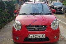 Cần bán xe Kia Morning EX năm sản xuất 2010, màu đỏ còn mới, 195 triệu