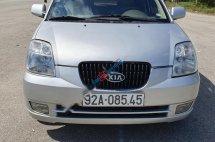 Cần bán lại xe Kia Morning sản xuất 2005, màu bạc, nhập khẩu