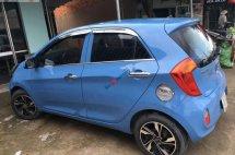 Bán Kia Morning 2013, màu xanh số sàn, giá tốt