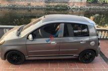Cần bán lại xe Kia Morning SLX đời 2010, màu xám, xe nhập số tự động